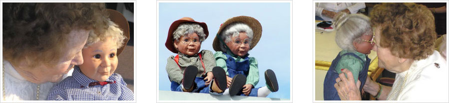 grandparent dolls